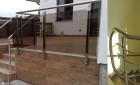 Executie balustrade inox si aluminiu